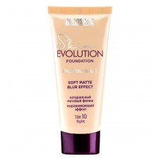 Крем тональний Skin EVOLUTION soft matte blur effect тон 10