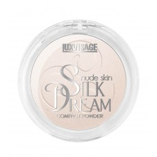 "Пудра компактная ""Silk Dream nude skin"" тон 01"